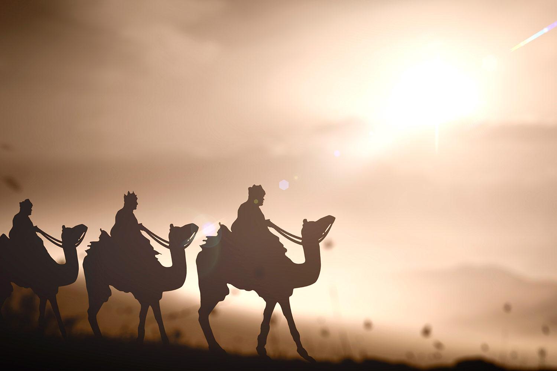 El bus de los Reyes Magos de Oriente