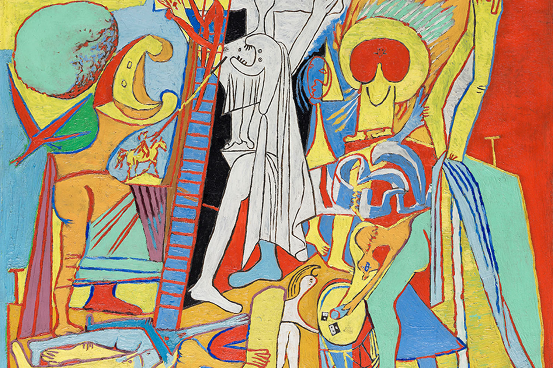 Olga Picasso en CaixaForum Madrid