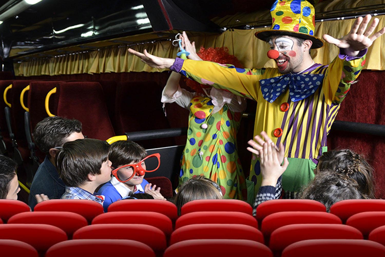 Teatro Bus, ¡vive una experiencia única!