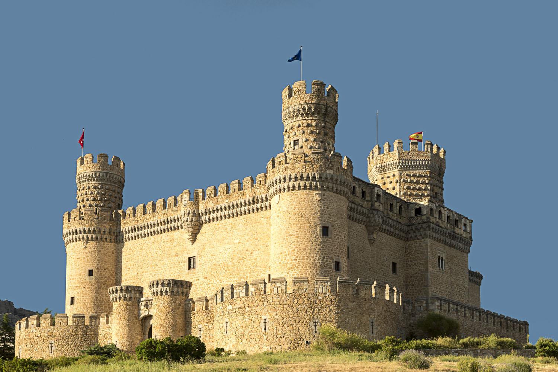 Actividades en el Castillo de Manzanares El Real