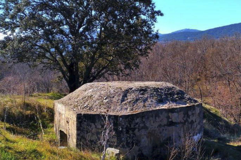 Ruta de los Búnkeres en Los Molinos