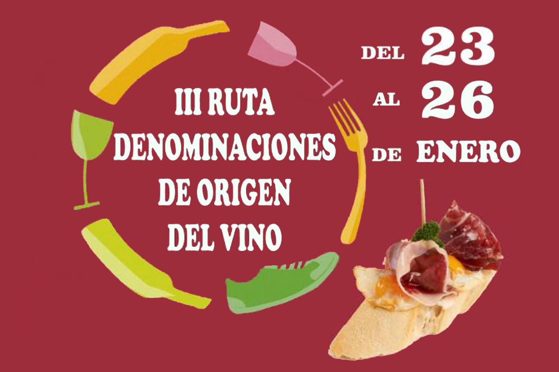 III Ruta Denominaciones de Origen del Vino en Torrejón de Ardoz