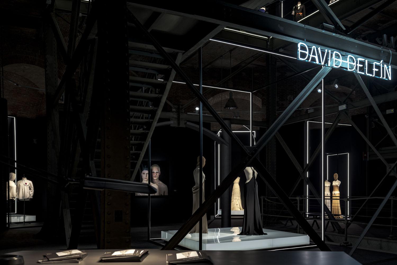 Visita virtual a la exposición 'David Delfín'