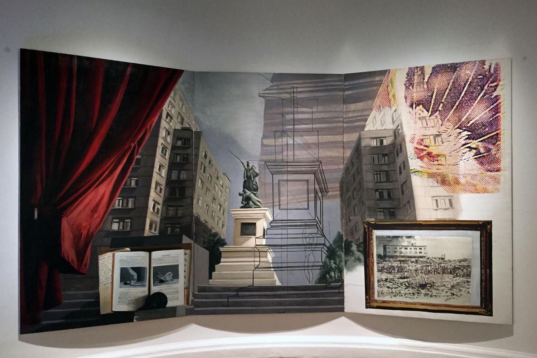 Visita virtual a la exposición 'Gran Sur: arte contemporáneo chileno en la Colección Engel'