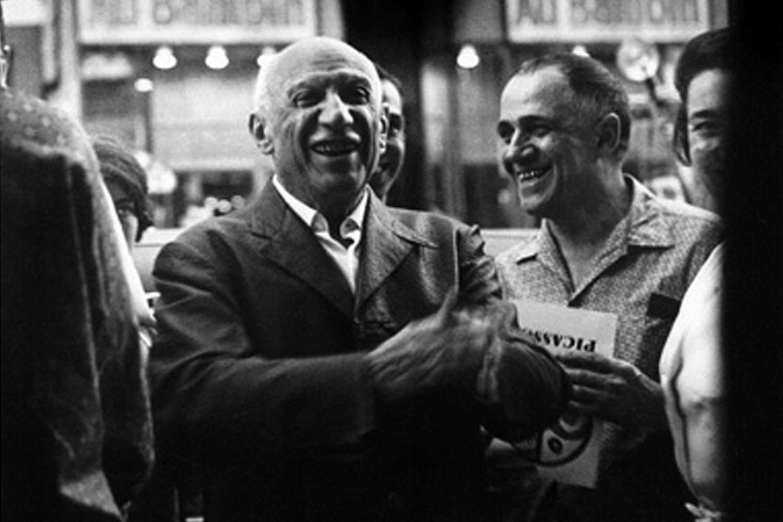 Visita virtual al Museo Picasso - Colección Eugenio Arias