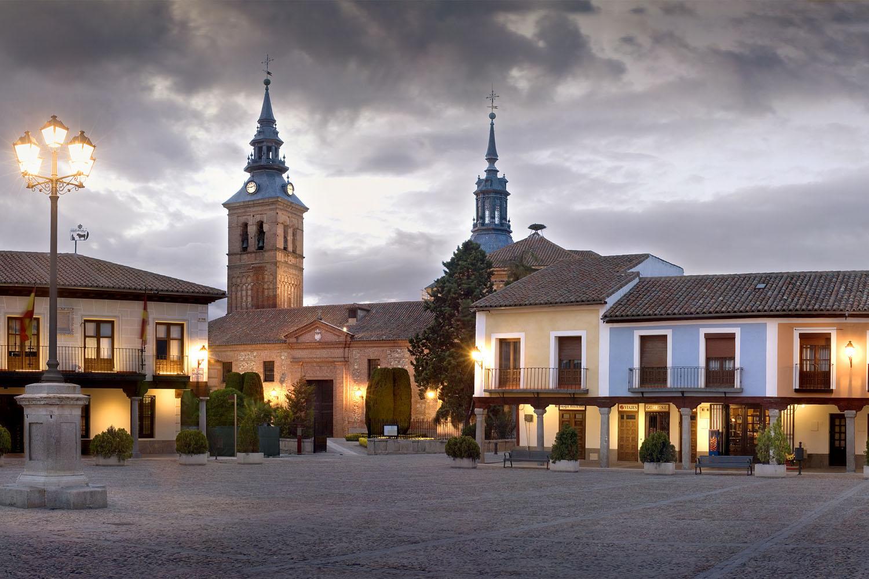 Ruta por las Plazas Mayores madrileñas