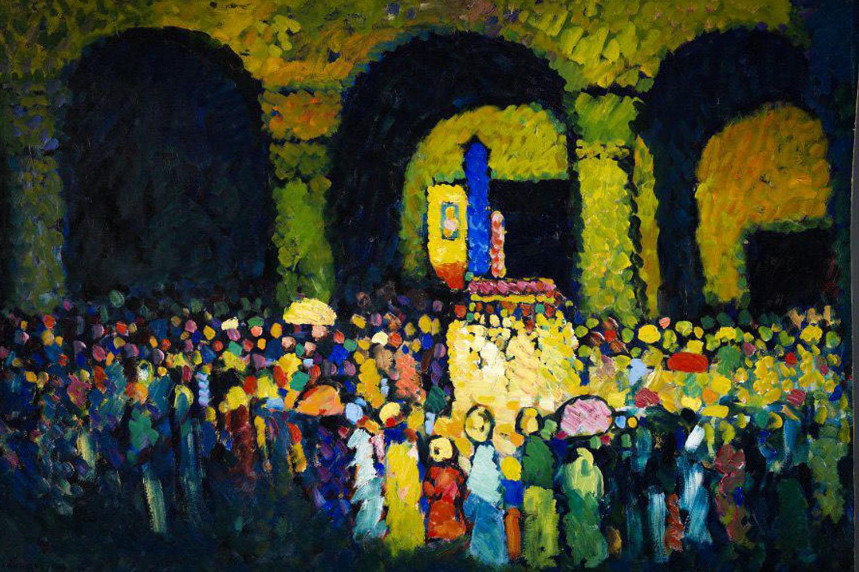 Expresionismo alemán en la colección del barón Thyssen-Bornemisza
