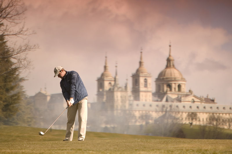 Golf in the Region of Madrid
